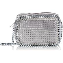 Swanky Swans Zara Stud Chain Camera - Bolsos bandolera Mujer