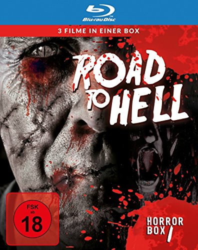 Road to Hell - Horror Box 1 [Blu-ray]