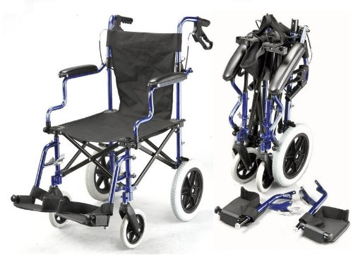 Fauteuil roulant deluxe - Elite Care