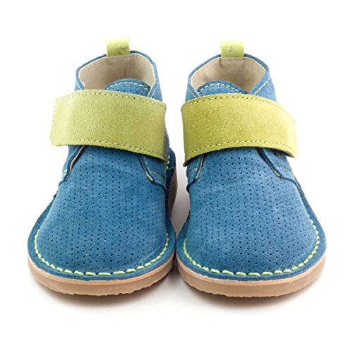 Boni Ewa - chaussure garçon Bleu