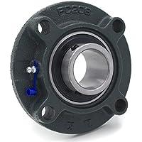 Flan Schlager ucfc204, diámetro 20mm–Dimensiones Principal la norma internacional