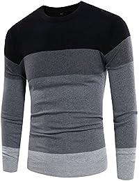 COCO clothing Otoño Primavera Polo T-Shirt Sudaderas Hombre Cuello Redondo Suéter Blusa Tops Casual