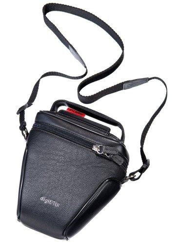digiETUI Leder Fototasche für Fuji X-T1 System -