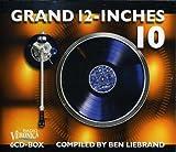 Songtexte von Ben Liebrand - Grand 12‐Inches 10
