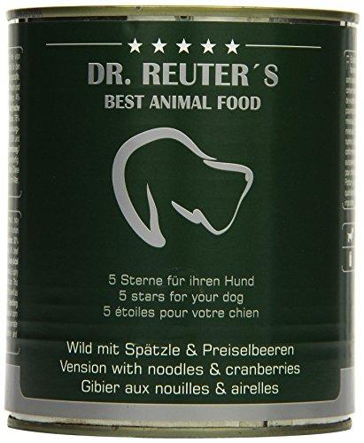 dr-reuters-hundefutter-wild-mit-spatzle-und-preiselbeeren-6er-pack-6-x-800-g