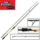 Fox Rage Terminator Pro Jigger X 270cm 20-60g Spinnrute, Angelrute Zum Spinnfischen, Spinnangeln, Rute Zum Angeln auf Raubfische, Kunstköderrute, Forellenrute, Barschrute, Zanderrute, Hechtrute