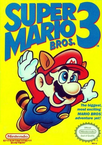 Super Mario Bros. 3 - Brothers Spiel Mario Super