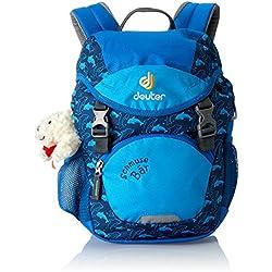 Deuter Schmusebär Mochila Infantil 32 Centimeters 8 Azul (Ocean)