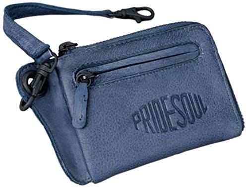 Pride and Soul Porte-monnaie, bleu (Bleu) - 10100843