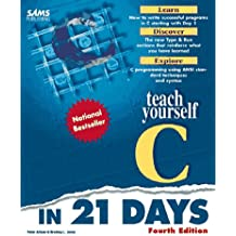 Sams Teach Yourself C in 21 Days, Fourth Edition