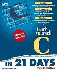 Sams Teach Yourself C in 21 Days, Fourth Edition