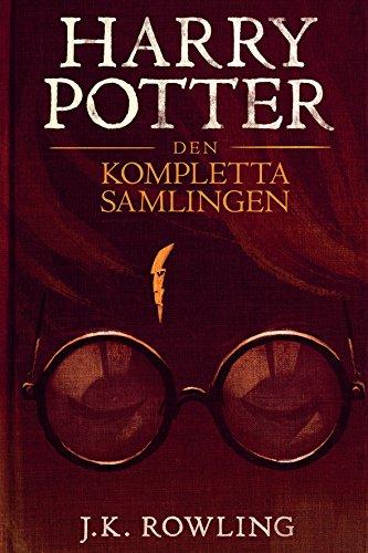 c3f4ba44522 Harry Potter  Den Kompletta Samlingen (1-7) (Harry Potter-serien