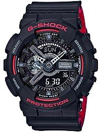 Casio Mesh Me Up Watch G-shock cuarzo: Batería reloj (modelo de Asia) ga-110hr-1a