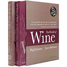 The World of Wine (Mitchell Beazley Drink)