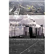 [(Power Density : A Key to Understanding Energy Sources and Uses)] [By (author) Vaclav Smil] published on (June, 2015)