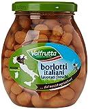 Valfrutta Fagioli Borlotti Italiani, Lavorati Freschi senza Glutine - 360 gr