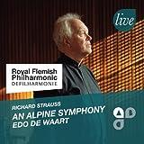 An Alpine Symphony, Op. 64: Thunder and Lightning, Descent