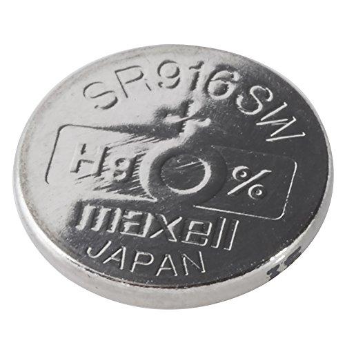 MAXELL 373 Uhrenbatterie SR916SW