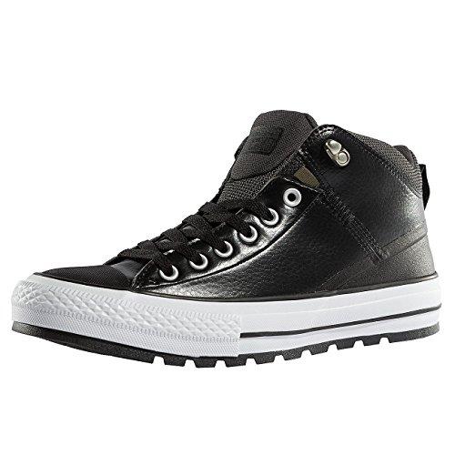 Converse Herren Schuhe/Sneaker Chuck Taylor All Star Schwarz 45 (Sneakers Converse Tragen)