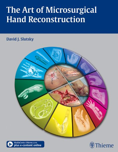 Art of Microsurgical Hand Reconstruction (English Edition)