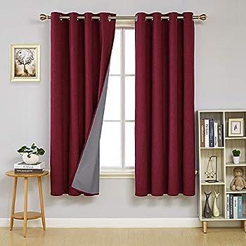 Decorazioni per interni Tende classiche e drappeggi MIULEE ...