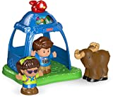 Fisher-Price Mattel DFV77 - Little People Camping Set