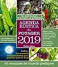 Agenda Rustica du potager 2019
