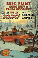 1636: The Kremlin Games (Ring of Fire Series Book 13) Kindle Edition