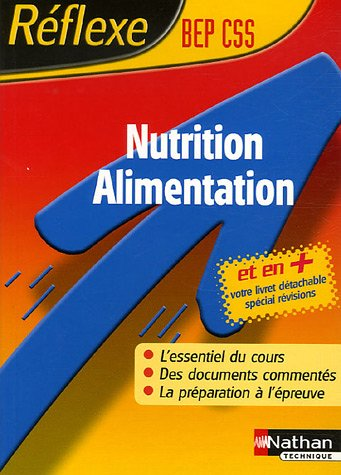 Nutrition Alimentation BEP CSS