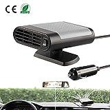 finestra Disappannatore termoventilatore portatile auto 12 V 150 con manico pieghevole Low Noise Hangang Auto Riscaldatore Sbrinatore riscaldamento rapido