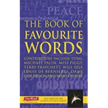 Book of Favourite Words (Reference) by Gordon Kerr (2001-01-08)