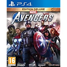 Marvel's Avengers Deluxe Edition (PS4) - PlayStation 4 [Edizione: Francia]