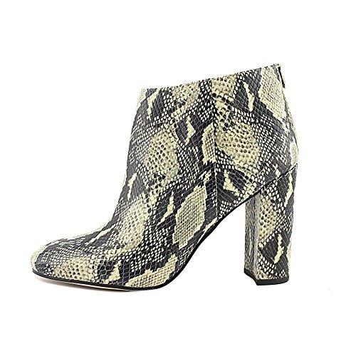 Leather Rock Ivory Stiefel Cambell Modern Snake Kurzschaft Sam Print Edelman Damen gwqT7Z