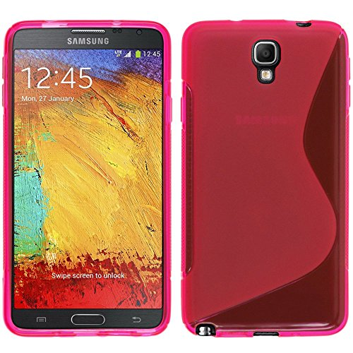 Custodia morbida in silicone, gel, motivo: S-Line-Custodia per Samsung Galaxy Note 3 Neo Lite Duos %2F 3G LTE SM-N750, SM-N7505, SM-N7502