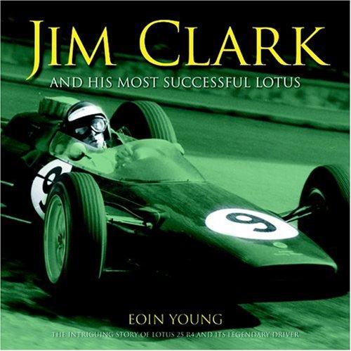 Jim Clark por Eoin Young