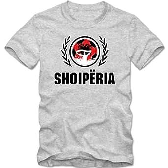 Albanien EM 2016 #2 T-Shirt | Herren |Trikot |Nationalmannschaft | Shqiperia