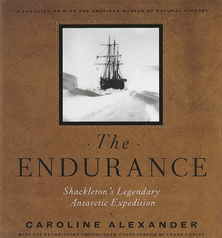 Endurance: Shackleton's Legendary Journey to Antarctica