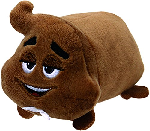 """Teeny Ty Emojis - Poop - 10cm 4"""""""