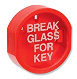 Firechief KB2 lato piatto Break Glass Key box