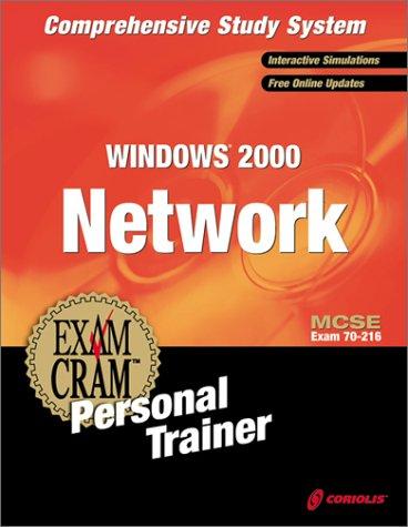 MCSE Windows 2000 Network Exam Cram Personal Trainer por Ed Tittel