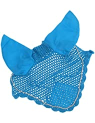 Coton Strass Bonnet de protection d\u0027oreilles Masque anti,mouche Voile Gland  Bord Cool