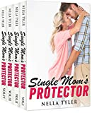 Single Mom's Protector - Complete Series (A Military Cop Romance Love Story)