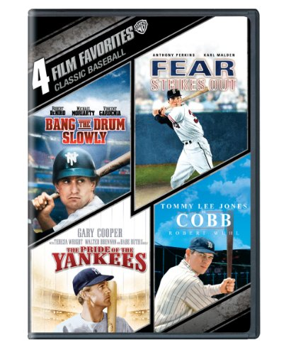 4 Film Favorites: Classic Baseball / (Box) [DVD] [Region 1] [NTSC] [US Import] (4 Film Favorites Dvd)