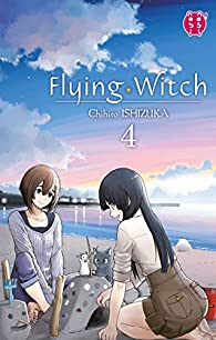 Flying Witch, tome 4 par Ishizuka