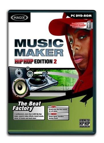 MAGIX Music Maker Hiphop Edition 2