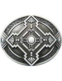 38774a405ebf1f Gürtelschnalle Celtic Keltisch Schild Wikinger Kreuz 3D Optik für Wechselgürtel  Gürtel Schnalle Buckle Modell 243…