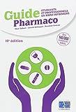 Guide Pharmaco - Etudiants et professionnels en soins infirmiers