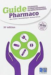Guide Pharmaco : Etudiants et professionnels en soins infirmiers