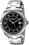 Stuhrling Original Symphony Nautic Analog Black Dial Men's Watch - 399G.33111 best price on Amazon @ Rs. 5549