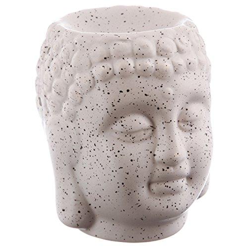 Atmosphera Brûle Parfum en céramique - Bouddha - Beige